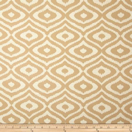 Eroica Native Jacquard Wheat Fabric