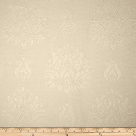 Eroica Ravello Matelasse Parchment Fabric