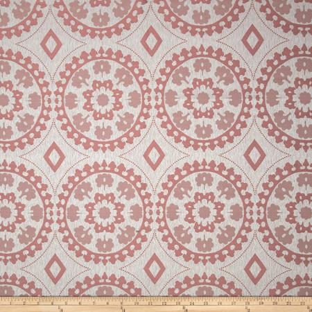 Eroica Venetian Jacquard Blush Fabric