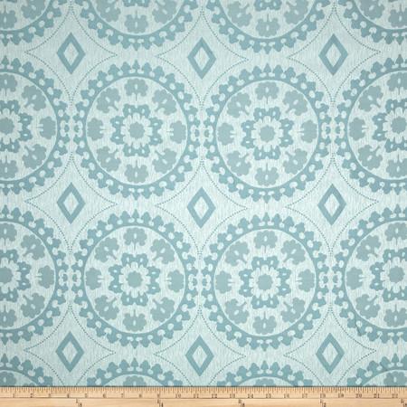 Eroica Venetian Jacquard Mist Fabric