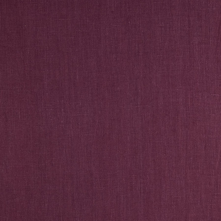 European 100% Washed Linen Beets Fabric By The Yard