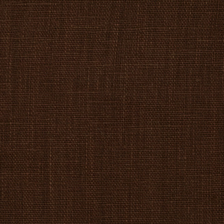 European 100% Washed Linen Chestnut Fabric By The Yard