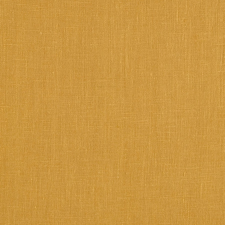 European 100% Washed Linen Mustard Fabric By The Yard