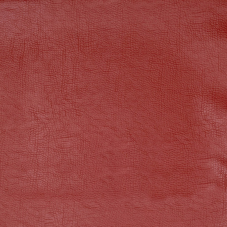 03343 Faux Leather Rust Fabric By The Yard