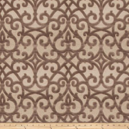 Fabricut Jacquard Chenille Grandview Truffle