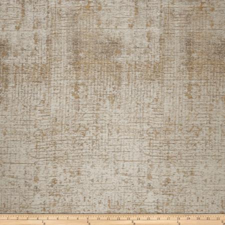 Fabricut  Distressed Faux Silk Javelin Bronze