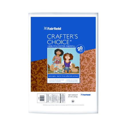 Fairfield Crafter's Choice Dry Polyester Fiber 20 oz