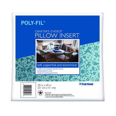 Fairfield Crafter's Choice Pillow 20'' Square