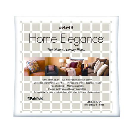 Fairfield Home Elegance  Pillow 20'' Square