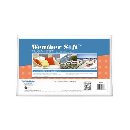 Fairfield Weather Soft Outdoor Pillow 12'' x 18''
