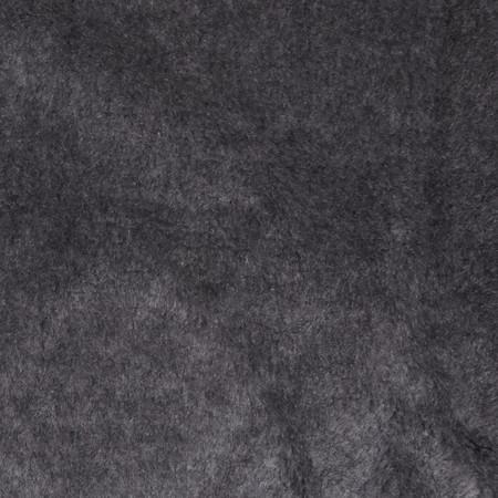 Faux Fur Weasel Grey Fabric By The Yard