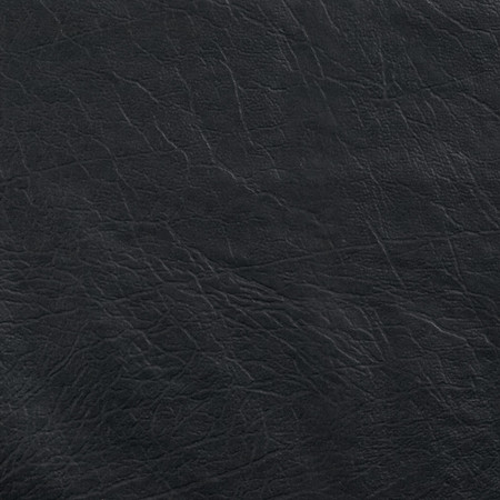 Faux Leather Buffalo Black Fabric By The Yard