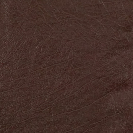 Faux Leather Buffalo Chocolate Fabric By The Yard