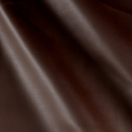 Faux Leather Calf Brown Fabric By The Yard