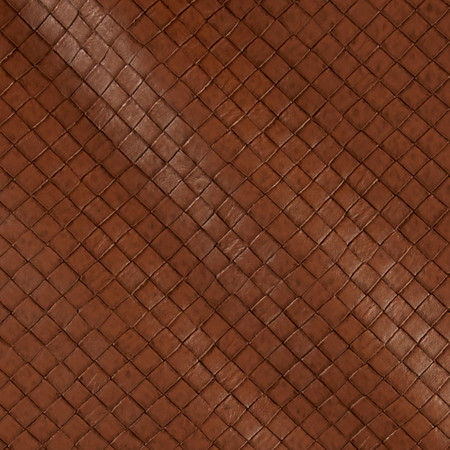 Faux Leather Tile Basketweave Rustica Fabric By The Yard