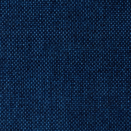 Faux Linen Shannon Marine Blue Fabric By The Yard