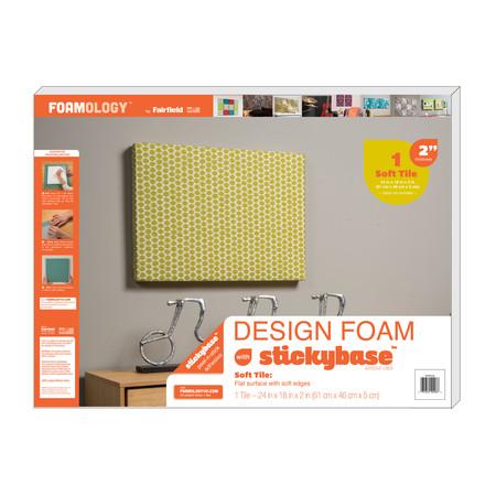 Foamology One Piece Design Foam 24'' x 18'' x 2