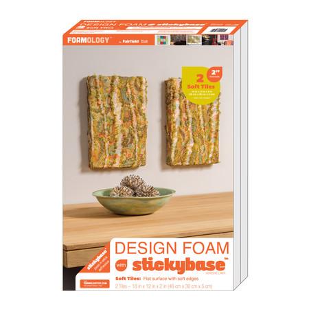 Foamology Two Piece Design Foam 12'' x 18'' x 2