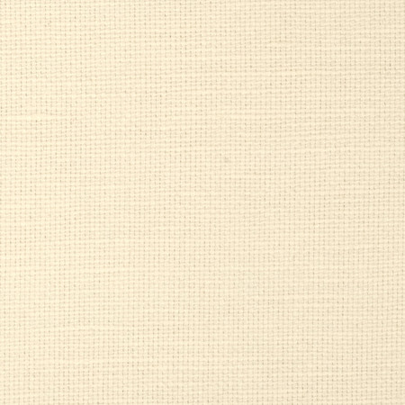 French General Florence Linen Blend Ivory Fabric
