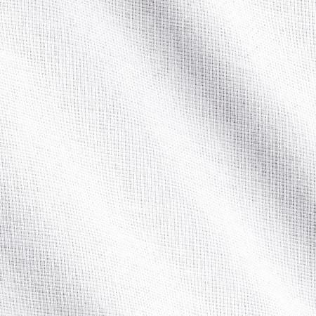 Gauze White Fabric