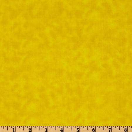 Happiness IsÂ…Peanuts Texture Yellow Fabric By The Yard
