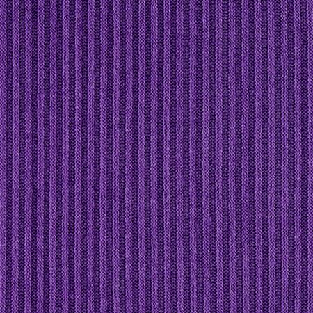 Hatchi Sweater Rib Knit Solid Purple Fabric