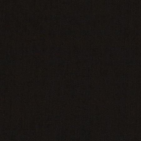 Heathered Polyester Shirting Black Fabric
