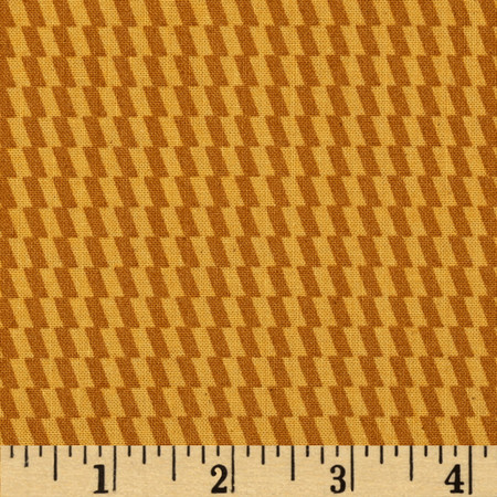 Heirloom Unbleached Checks Marigold Fabric By The Yard