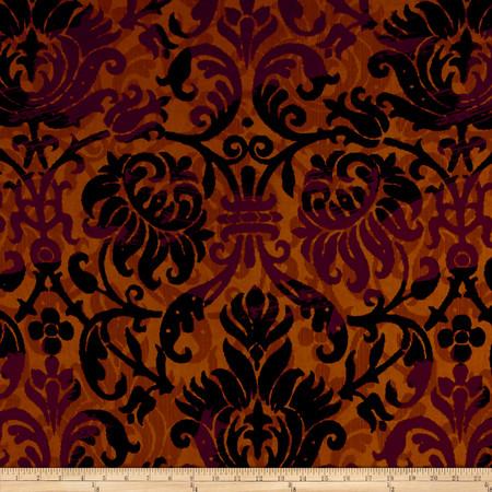 ITY Jersey Knit Sarrono Spice Fabric