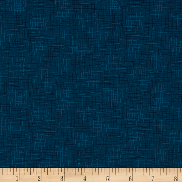 Intrigue Texture Teal Fabric