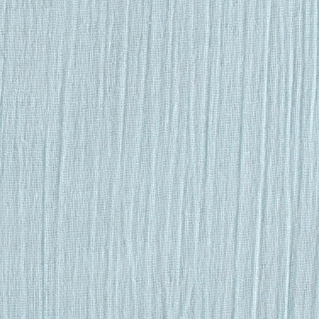 Island Breeze Gauze Baby Blue Fabric By The Yard