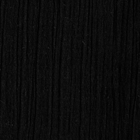 Island Breeze Gauze Black Fabric By The Yard