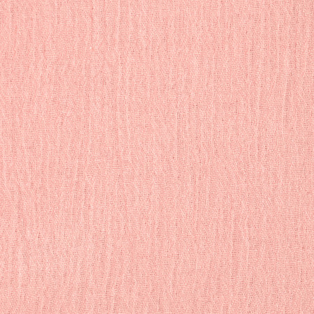 Island Breeze Gauze Blush Pink Fabric By The Yard