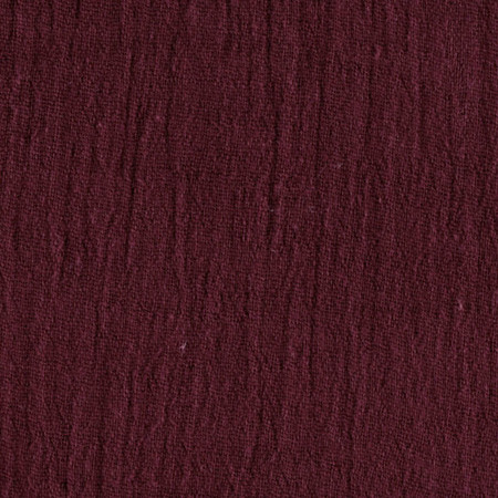 Island Breeze Gauze Burgundy Fabric By The Yard