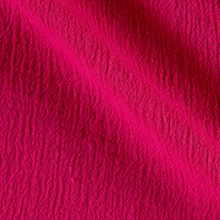 Island Breeze Gauze Fuchsia Fabric By The Yard