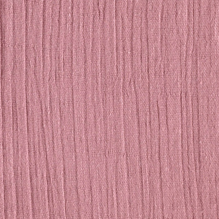 Island Breeze Gauze Mauve Fabric By The Yard