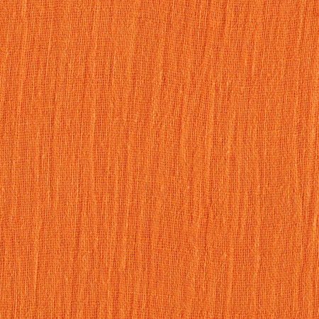 Island Breeze Gauze Orange Fabric By The Yard