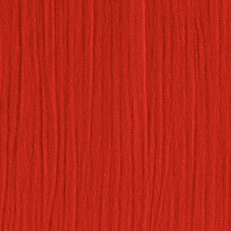 Island Breeze Gauze Red Fabric By The Yard