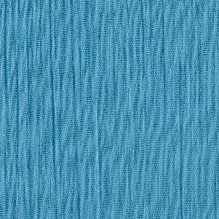 Island Breeze Gauze Turquoise Fabric By The Yard