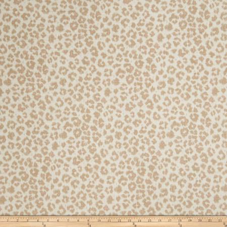 Jaclyn Smith 02100 Animal Print Blend Blush Fabric