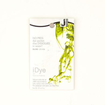 Jacquard iDye Natural Fiber Dye Olive