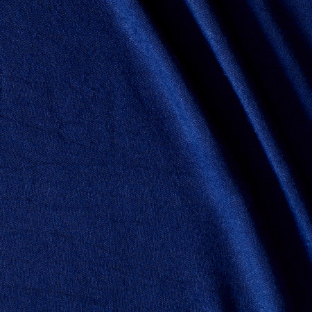 Jersey Knit Solid Inkblue Fabric By The Yard