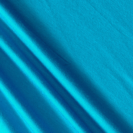 Jersey Knit Solid Turquoise Fabric By The Yard