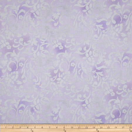 Jinny Beyer Chelsea Damask Lavender Fabric