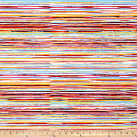Kaffe Fassett Collective Strata Summer Fabric By The Yard
