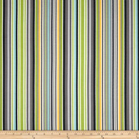 Kanvas All Aboard Conductor Stripe Multi Fabric