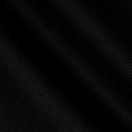 Kaufman Big Sur Canvas Solid Black Fabric By The Yard