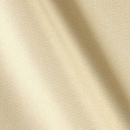 Kaufman Big Sur Canvas Solid Ivory Fabric By The Yard