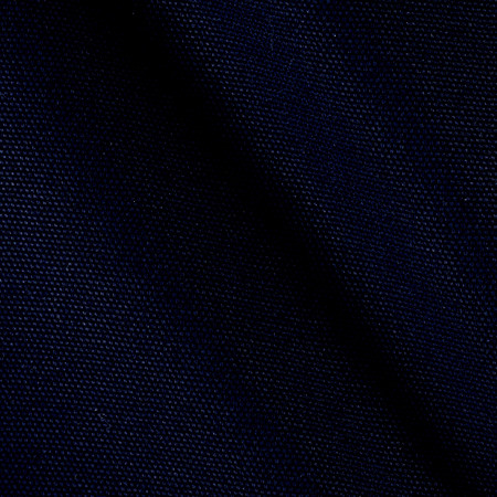 Kaufman Big Sur Canvas Solid Navy Fabric By The Yard