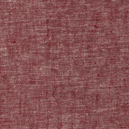 Kaufman Brussels Washer Yarn Dye Red Fabric